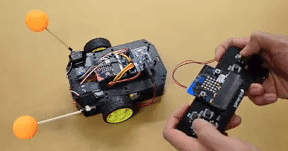 Wireless Remote Control with micro:bit